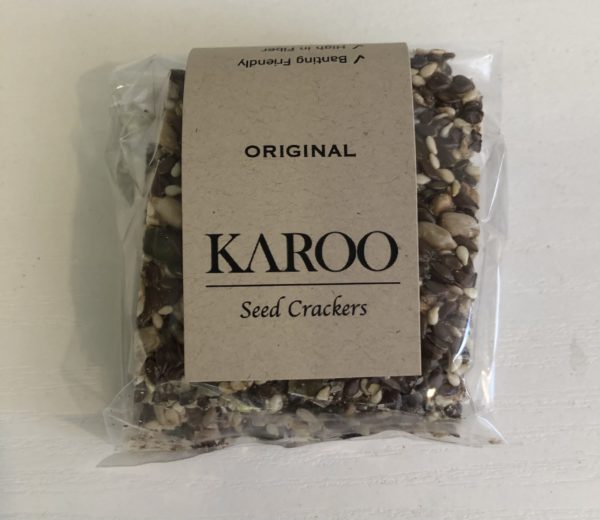 salted seed cracker