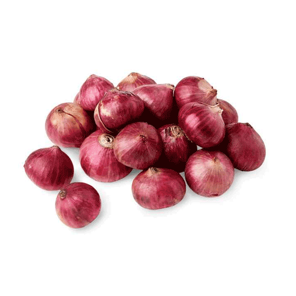 Small-Red-Onions