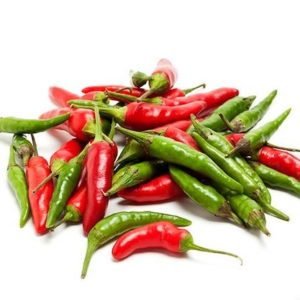 mixed chillies