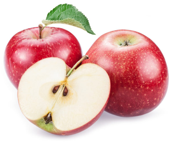 Top Red Apple