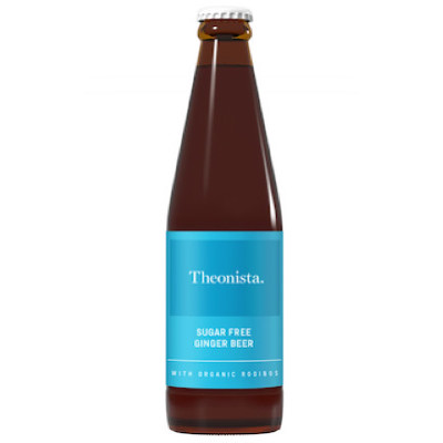 Theonista Ginger Beer Sugar free
